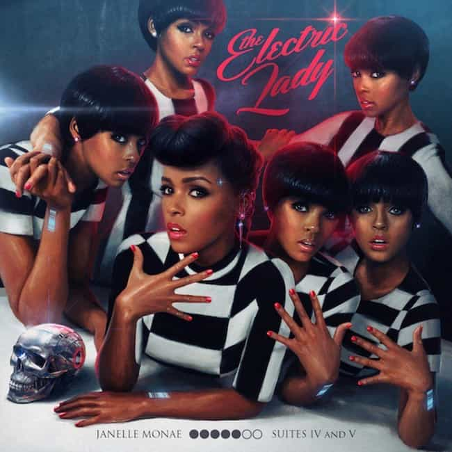 The Electric Lady is listed (or ranked) 1 on the list The Best Janelle Monáe Albums, Ranked