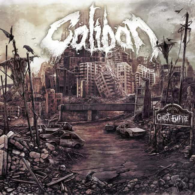 Ghost Empire is listed (or ranked) 4 on the list The Best Caliban Albums of All Time