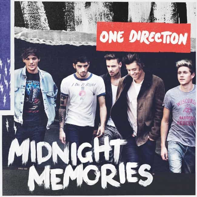 Midnight Memories is listed (or ranked) 2 on the list The Best One Direction Albums, Ranked