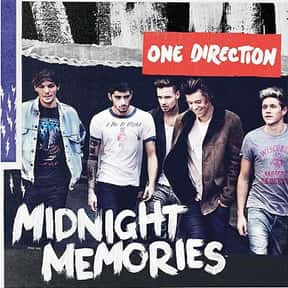 Midnight Memories is listed (or ranked) 1 on the list The Best Pop Albums 2013