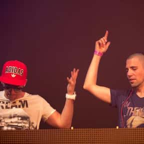 Dimitri Vegas & Like Mike is listed (or ranked) 25 on the list The Best House Music DJs