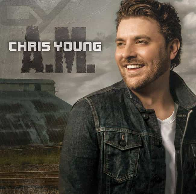 A.M. is listed (or ranked) 3 on the list The Best Chris Young Albums of All Time