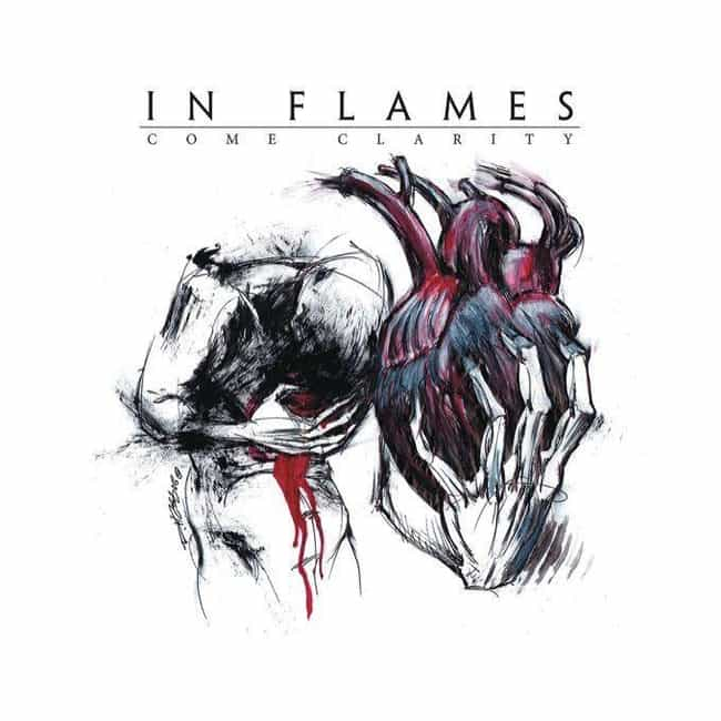 Come Clarity is listed (or ranked) 4 on the list The Best In Flames Albums, Ranked