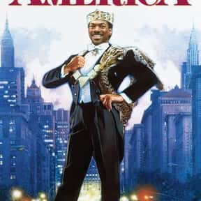 Coming to America is listed (or ranked) 2 on the list The Most Rewatchable Comedy Movies