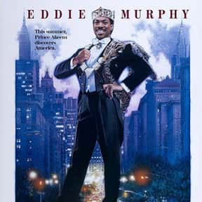 Coming to America is listed (or ranked) 3 on the list The Funniest '80s Movies