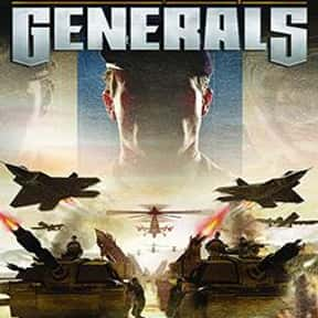 Command & Conquer: Generals is listed (or ranked) 9 on the list The Best Real-Time Strategy Games of All Time