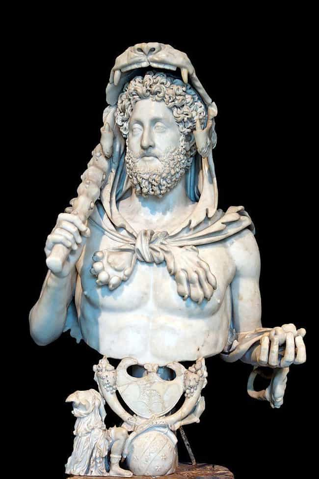 Commodus is listed (or ranked) 4 on the list Sadistic Rulers From Ancient History