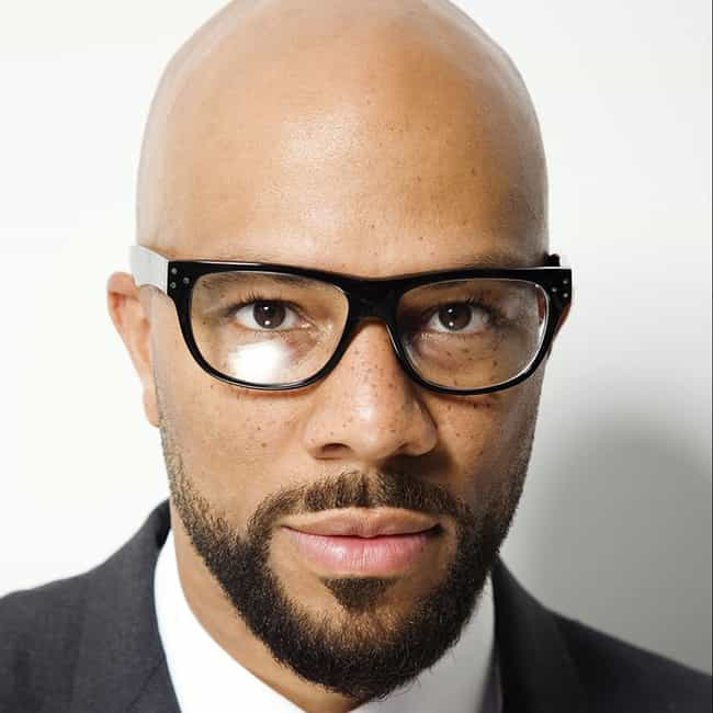 Common is listed (or ranked) 4 on the list Taraji P. Henson Loves and Hookups