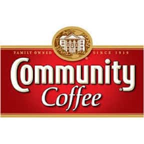 Community Coffee is listed (or ranked) 1 on the list The Best Niche Coffee Brands