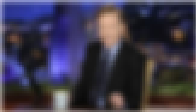 Conan O'Brien is listed (or ranked) 6 on the list Famous Male Talk Show Hosts