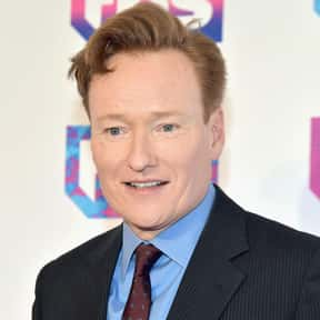 Conan O'Brien is listed (or ranked) 24 on the list Famous Presenters from the United States