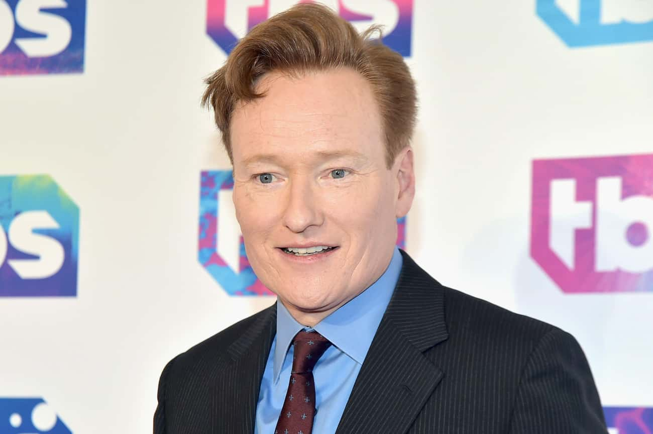 Conan O'Brien is listed (or ranked) 2 on the list Famous People Born in 1963