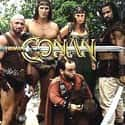 Conan the Adventurer is listed (or ranked) 7 on the list The Most Disappointing TV Shows Based on Movies