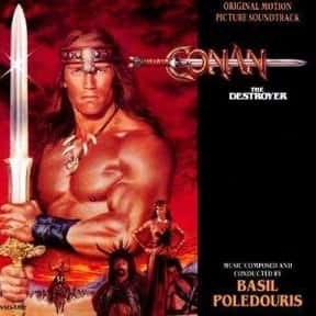 Conan the Destroyer is listed (or ranked) 18 on the list The Best Sword and Sandal Films Ever Made