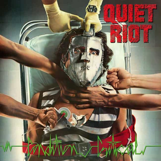 Condition Critical is listed (or ranked) 2 on the list The Best Quiet Riot Albums of All Time