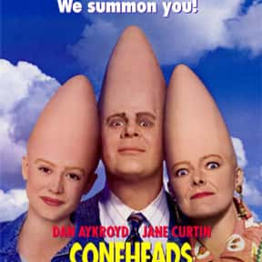 Coneheads is listed (or ranked) 23 on the list The Best and Worst of Adam Sandler