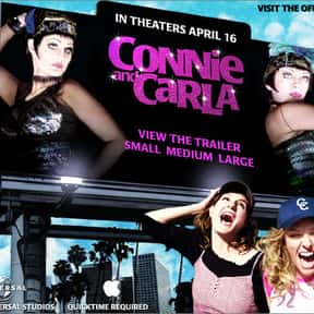 Connie and Carla is listed (or ranked) 14 on the list The Most Hilarious Mob Comedy Movies