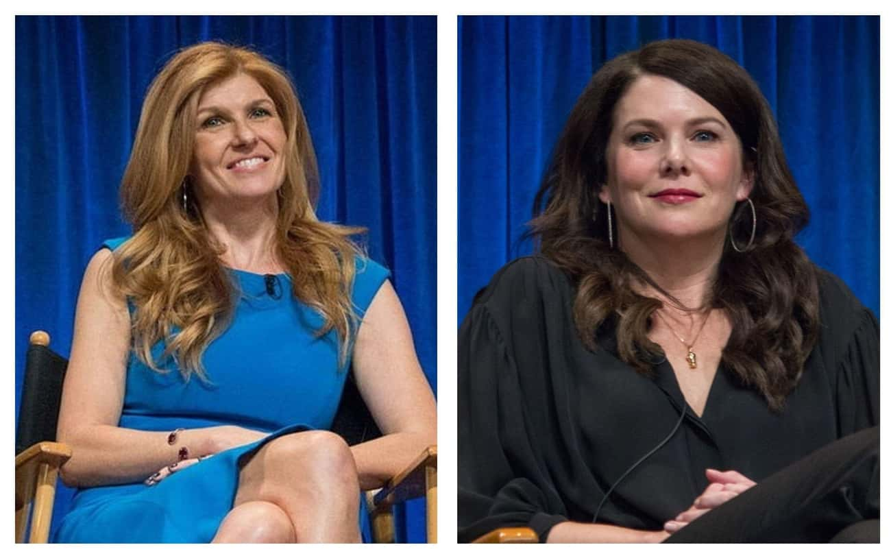 Connie Britton & Lauren Graham is listed (or ranked) 3 on the list Celebrities Who Were Once Roommates
