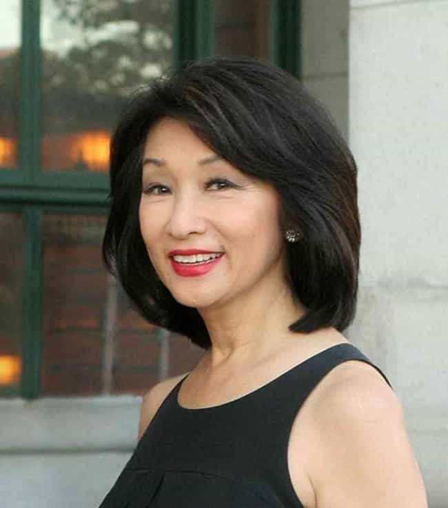 Connie Chung is listed (or ranked) 4 on the list Famous People of Chinese Descent