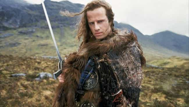 Connor MacLeod is listed (or ranked) 4 on the list Which Fictional Fighter Would Destroy All Others In A Sword Fight?