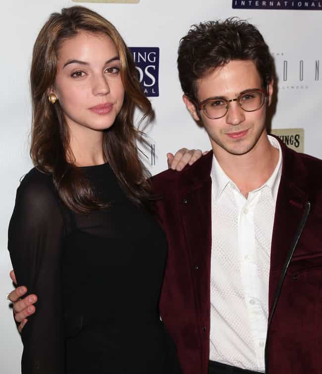 Connor Paolo is listed (or ranked) 4 on the list Adelaide Kane Loves and Hookups