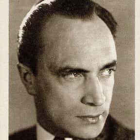 Conrad Veidt is listed (or ranked) 5 on the list Famous People Named Conrad
