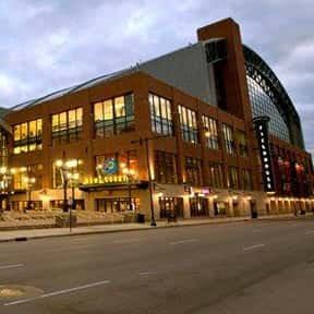 Bankers Life Fieldhouse is listed (or ranked) 9 on the list The Best NBA Arenas