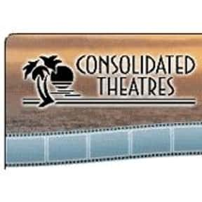 Consolidated Theatres is listed (or ranked) 12 on the list Companies Headquartered in North Carolina