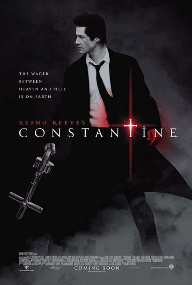 Constantine is listed (or ranked) 1 on the list Pretty Good Movies About Demons Worth Watching On A Saturday Night