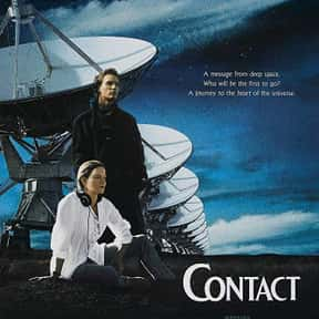 Contact is listed (or ranked) 9 on the list The Best Space Movies