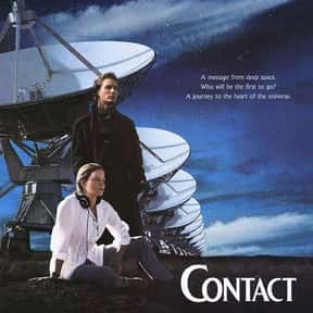 Contact is listed (or ranked) 7 on the list The Best Movies About Astronauts & Realistic Space Travel