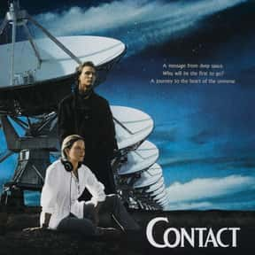 Contact is listed (or ranked) 17 on the list The Best Intelligent Alien Movies of All Time
