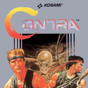Contra is listed (or ranked) 4 on the list Every Single NES Game, Ranked From Best to Worst