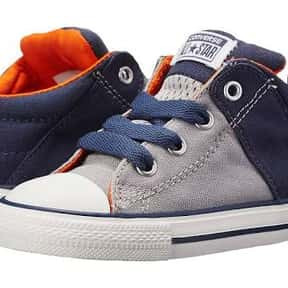 Converse is listed (or ranked) 6 on the list The Best Tween Clothing Brands