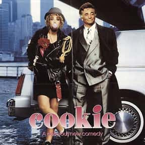 Cookie is listed (or ranked) 15 on the list The Most Hilarious Mob Comedy Movies