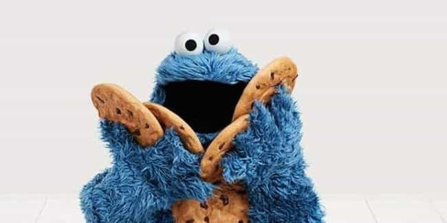 Cookie Monster is listed (or ranked) 2 on the list Characters Whose Real Names You Never Actually Knew