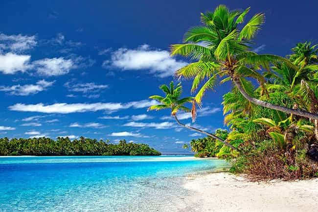 Cook Islands is listed (or ranked) 4 on the list The Best Tropical Destinations