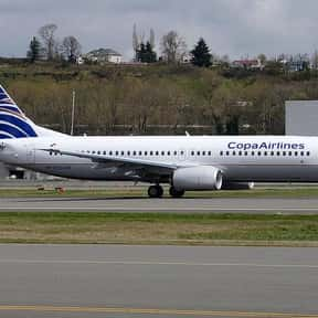 Copa Airlines is listed (or ranked) 24 on the list List of Los Angeles International Airport Airlines