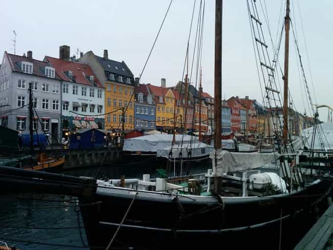 Copenhagen is listed (or ranked) 1 on the list The Hottest Travel Destinations Of 2019