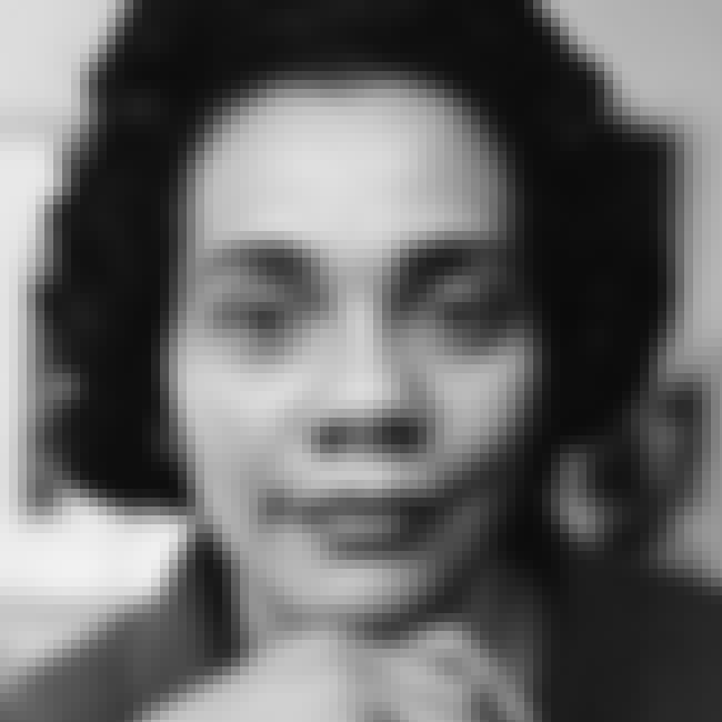 Coretta Scott King is listed (or ranked) 4 on the list Famous People Who Died of Ovarian Cancer