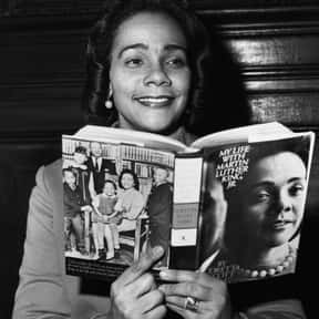 Coretta Scott King is listed (or ranked) 15 on the list Famous People Who Died in 2006