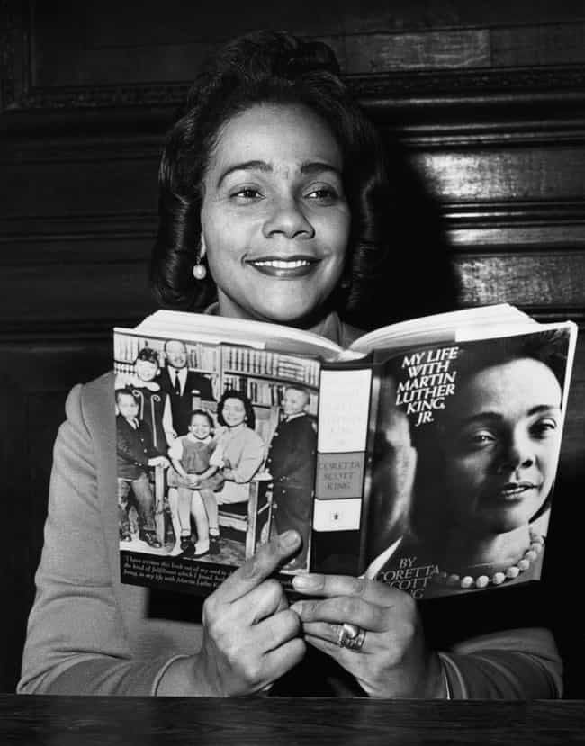 Coretta Scott King is listed (or ranked) 4 on the list Famous People Born in 1927