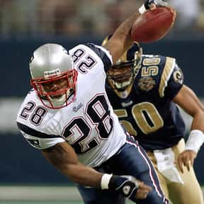 Corey Dillon is listed (or ranked) 5 on the list The Best New England Patriots Running Backs of All Time