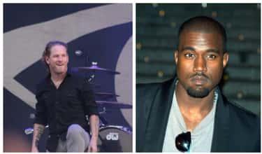 Corey Taylor Vs. Kanye West is listed (or ranked) 1 on the list Inside The Biggest And Nastiest Rap Vs. Rock Beefs Ever