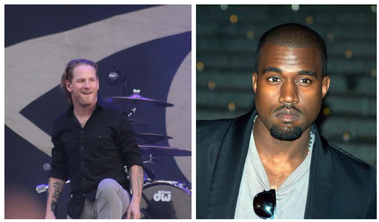 Corey Taylor Vs. Kanye West