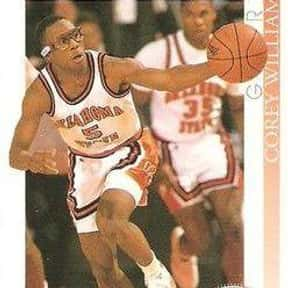 Corey Williams is listed (or ranked) 23 on the list The Greatest Oklahoma State Basketball Players of All Time