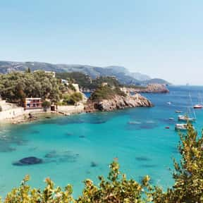 Corfu is listed (or ranked) 27 on the list The Best Mediterranean Cruise Destinations