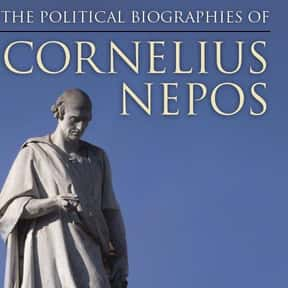 Cornelius Nepos is listed (or ranked) 4 on the list Famous Biographers
