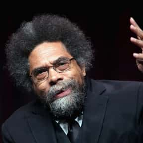 Cornel West is listed (or ranked) 11 on the list List of Famous Professors