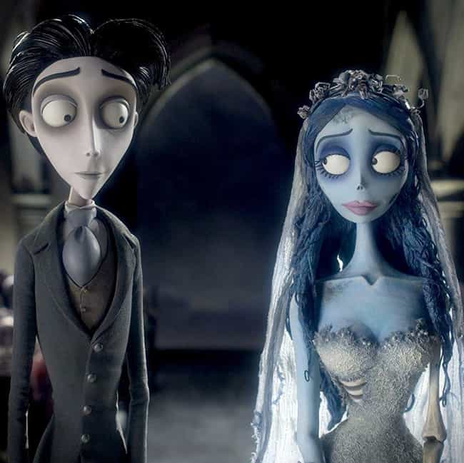 Corpse Bride is listed (or ranked) 4 on the list The Best Horror Movies With Weddings, Ranked